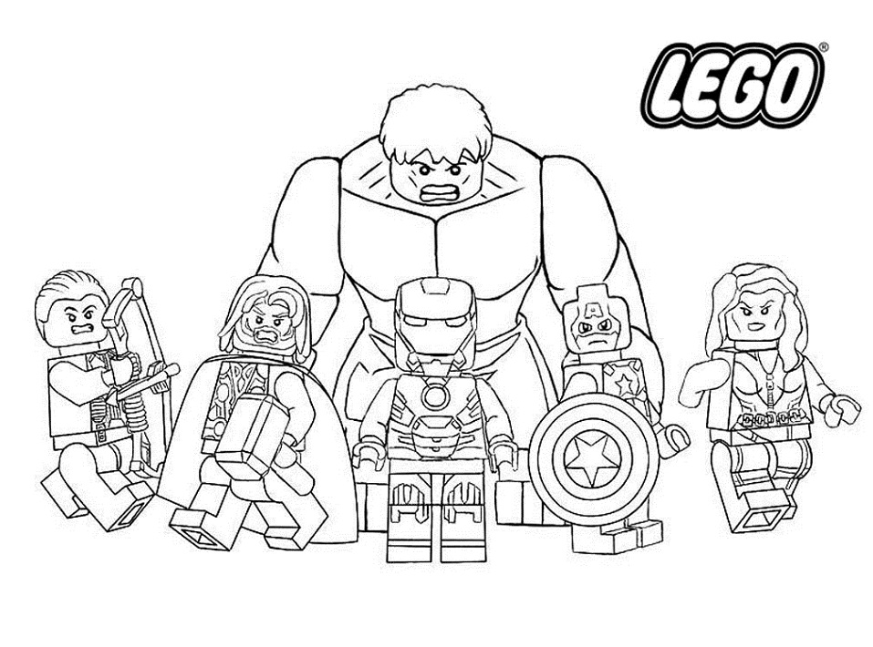 coloring pictures of lego avengers lego vingadores coloring play free coloring game online coloring lego avengers of pictures