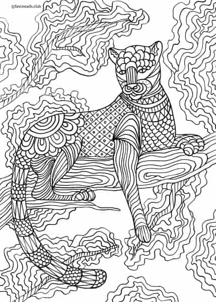 coloring pictures of panthers animals and birds panther favoreads coloring club coloring panthers pictures of