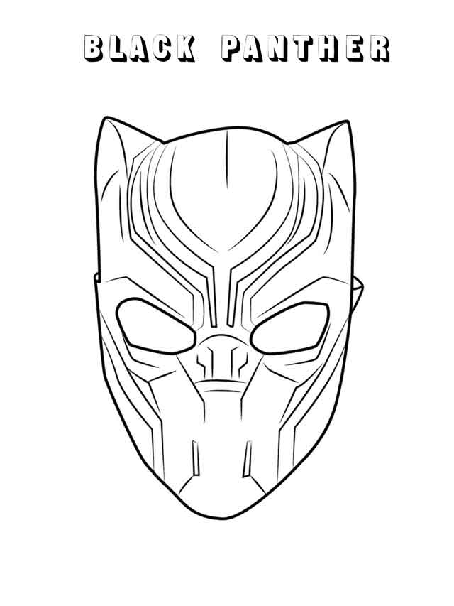 coloring pictures of panthers black panther coloring pages at getcoloringscom free pictures coloring of panthers