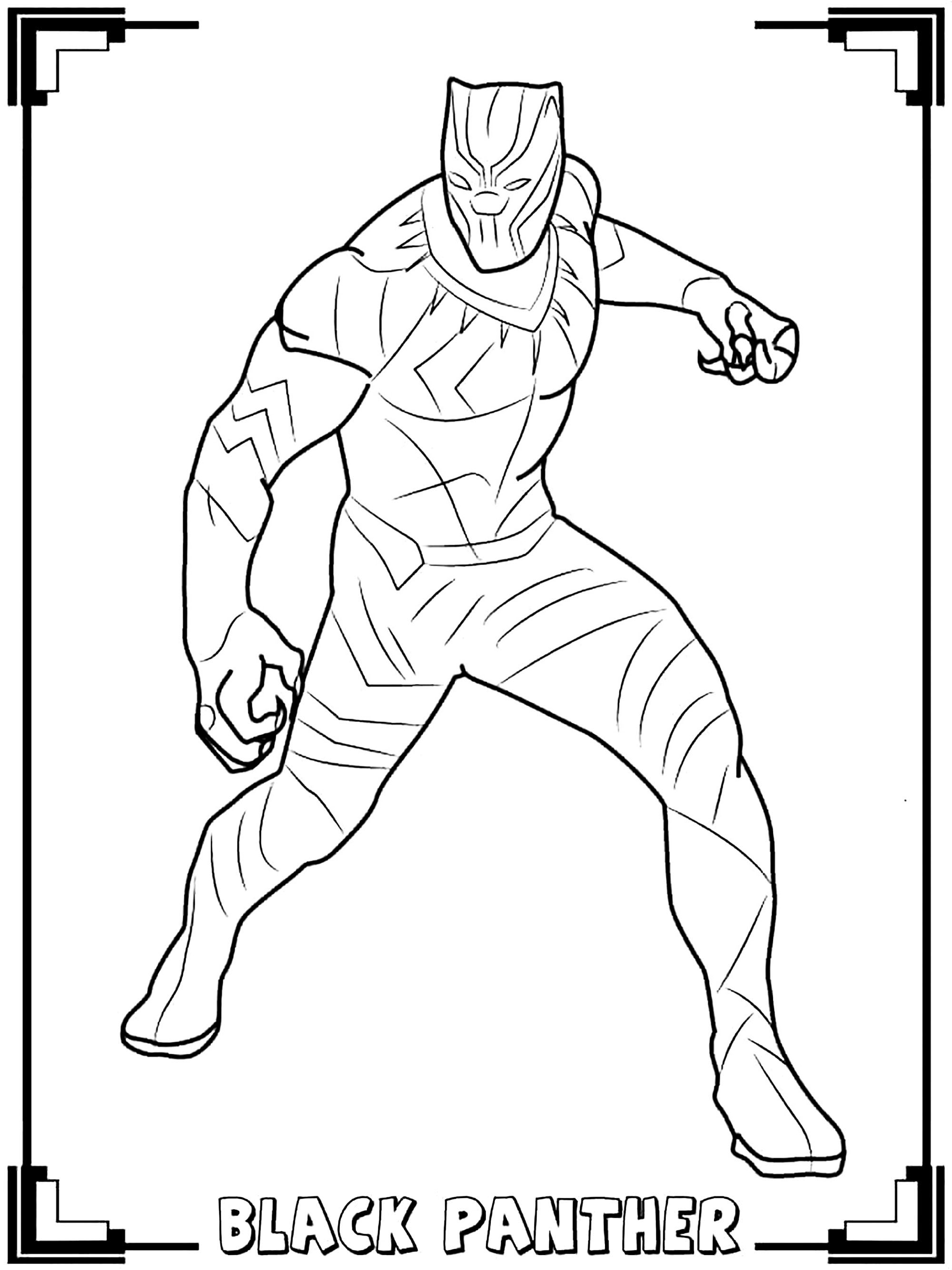 coloring pictures of panthers drawn panther animal pencil and in color sketch coloring page of panthers coloring pictures
