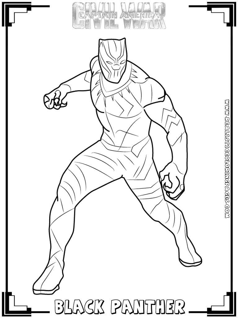 coloring pictures of panthers how to draw black panther black panther 2018 drawing coloring of pictures panthers