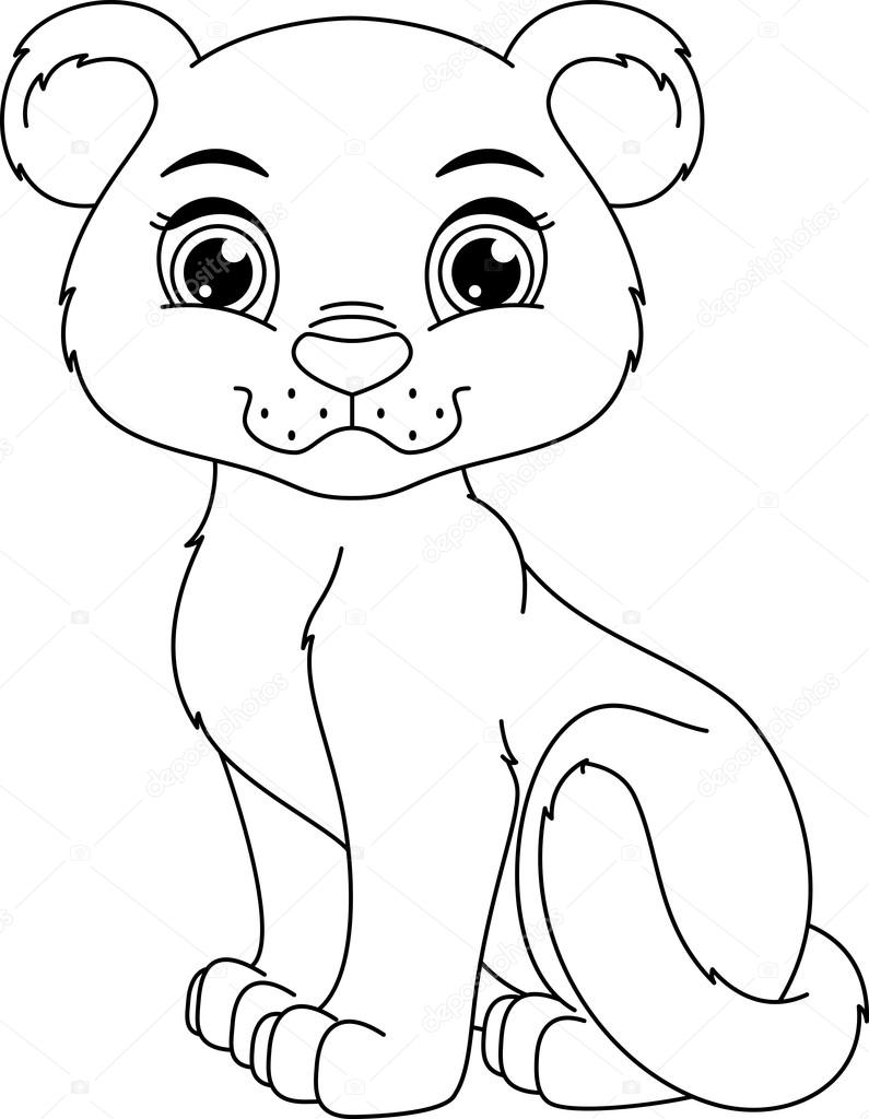coloring pictures of panthers panther coloring page stock vector malyaka 69981861 panthers of pictures coloring