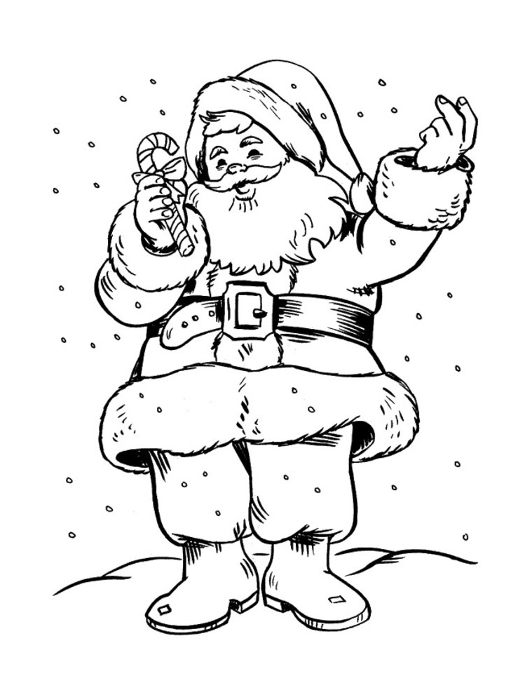 coloring pictures of santa claus 無料ダウンロード santa claus drawing picture 矢じり claus coloring pictures santa of