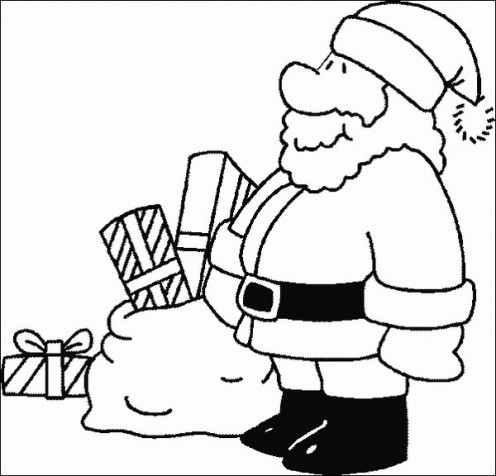 coloring pictures of santa claus 61 best santa templates shapes crafts colouring pages santa pictures of coloring claus