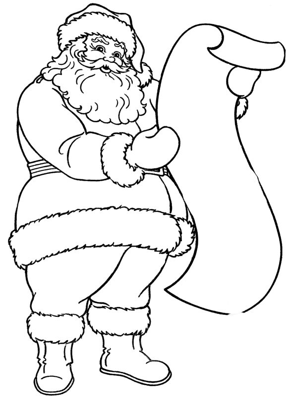 coloring pictures of santa claus christmas santa claus drawings christmas wallpaper santa of claus coloring pictures