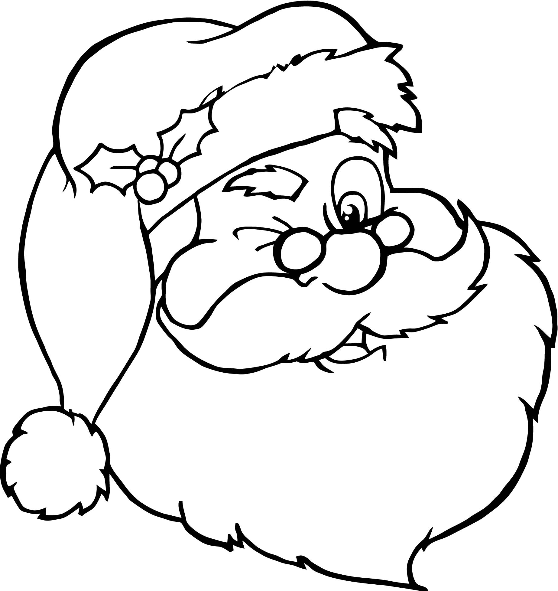 coloring pictures of santa claus santa clause came to my town tyrocharm coloring pictures claus santa of