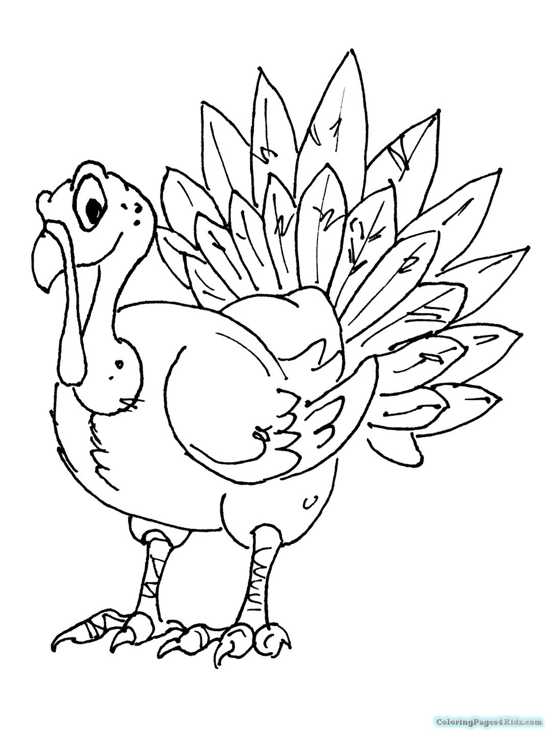 coloring printable turkey thanksgiving coloring pages make a turkey coloring pages printable turkey coloring
