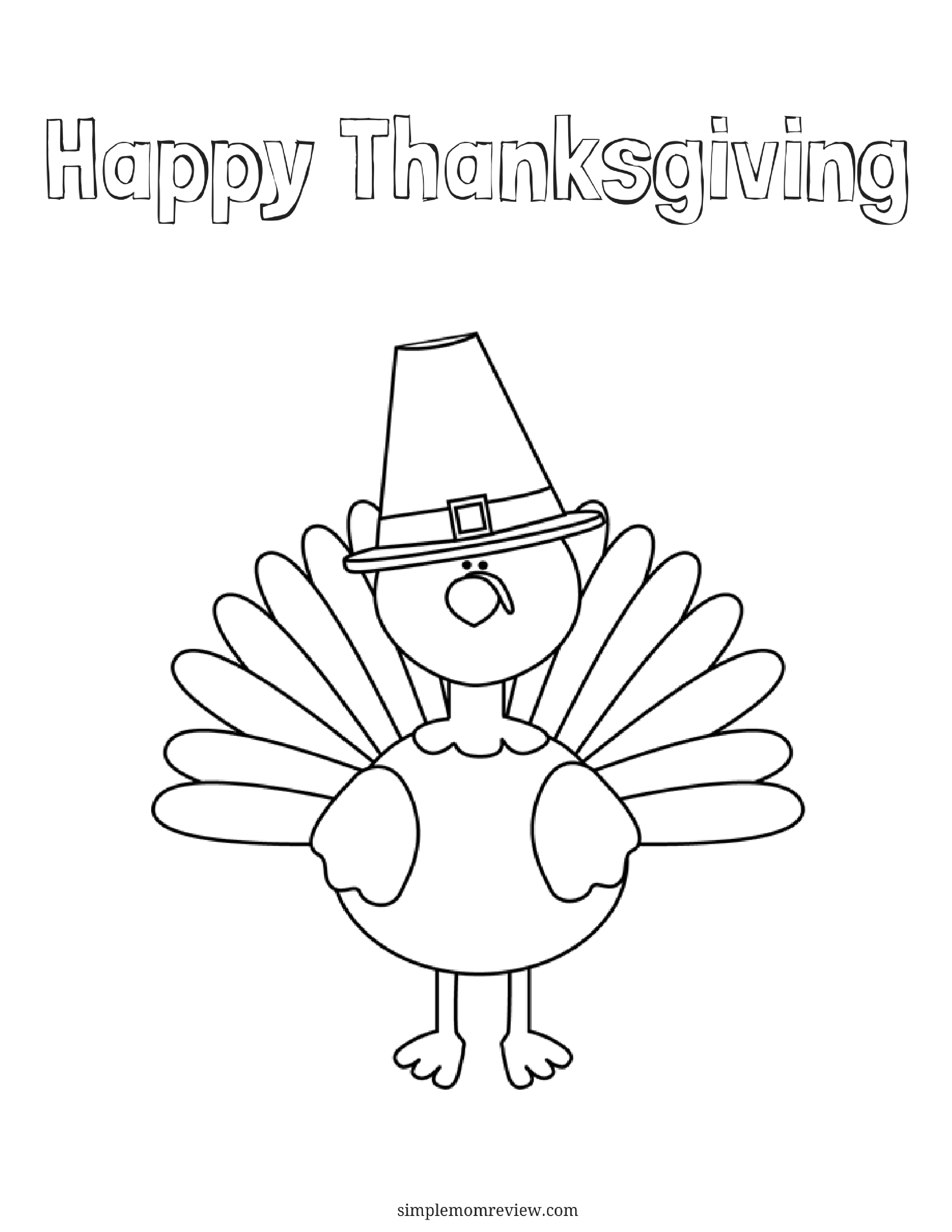 coloring printable turkey the cutest free turkey coloring pages skip to my lou turkey printable coloring