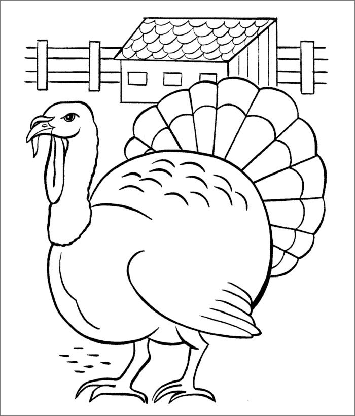 coloring printable turkey turkey template animal templates free premium templates turkey coloring printable