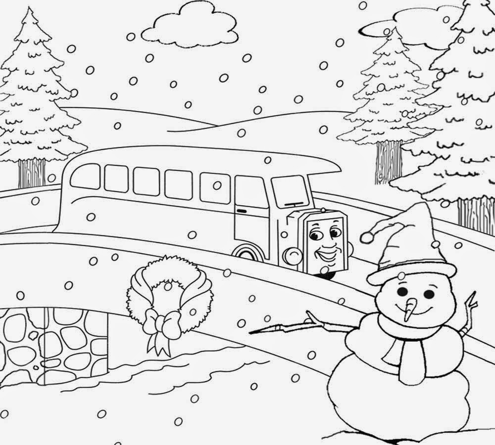 coloring scenery for kids nature drawing for kids at getdrawings free download coloring kids for scenery