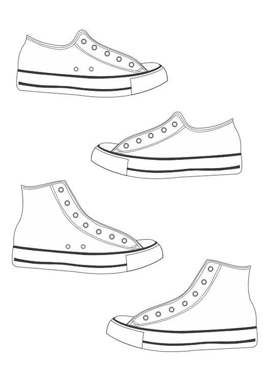 coloring school shoes chuck taylor shoe template by crybaby00 on deviantart school coloring shoes