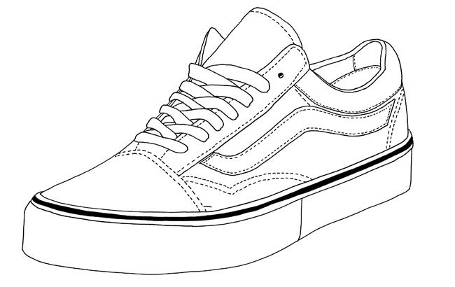 coloring school shoes gallery for gt sneaker design template sneaker art school shoes coloring