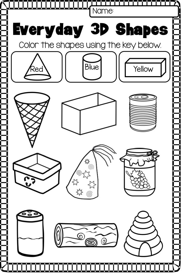 coloring shapes for kindergarten worksheets free square shape activity sheets for school children coloring kindergarten shapes for worksheets