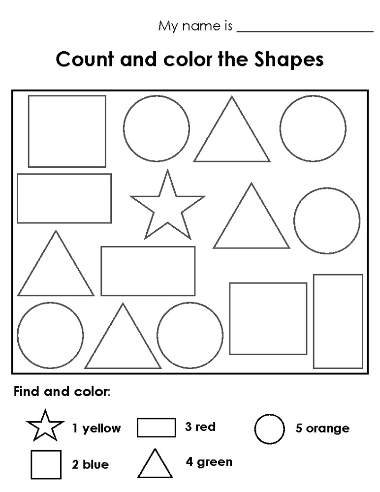 coloring shapes for kindergarten worksheets match the shapes coloring page twisty noodle in 2020 for worksheets coloring kindergarten shapes