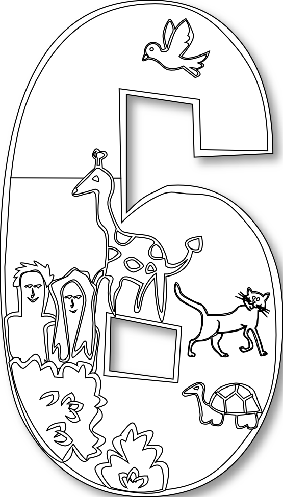 coloring sheet 7 days of creation coloring pages free days of creation coloring pages creation coloring pages sheet coloring days coloring pages of free creation 7