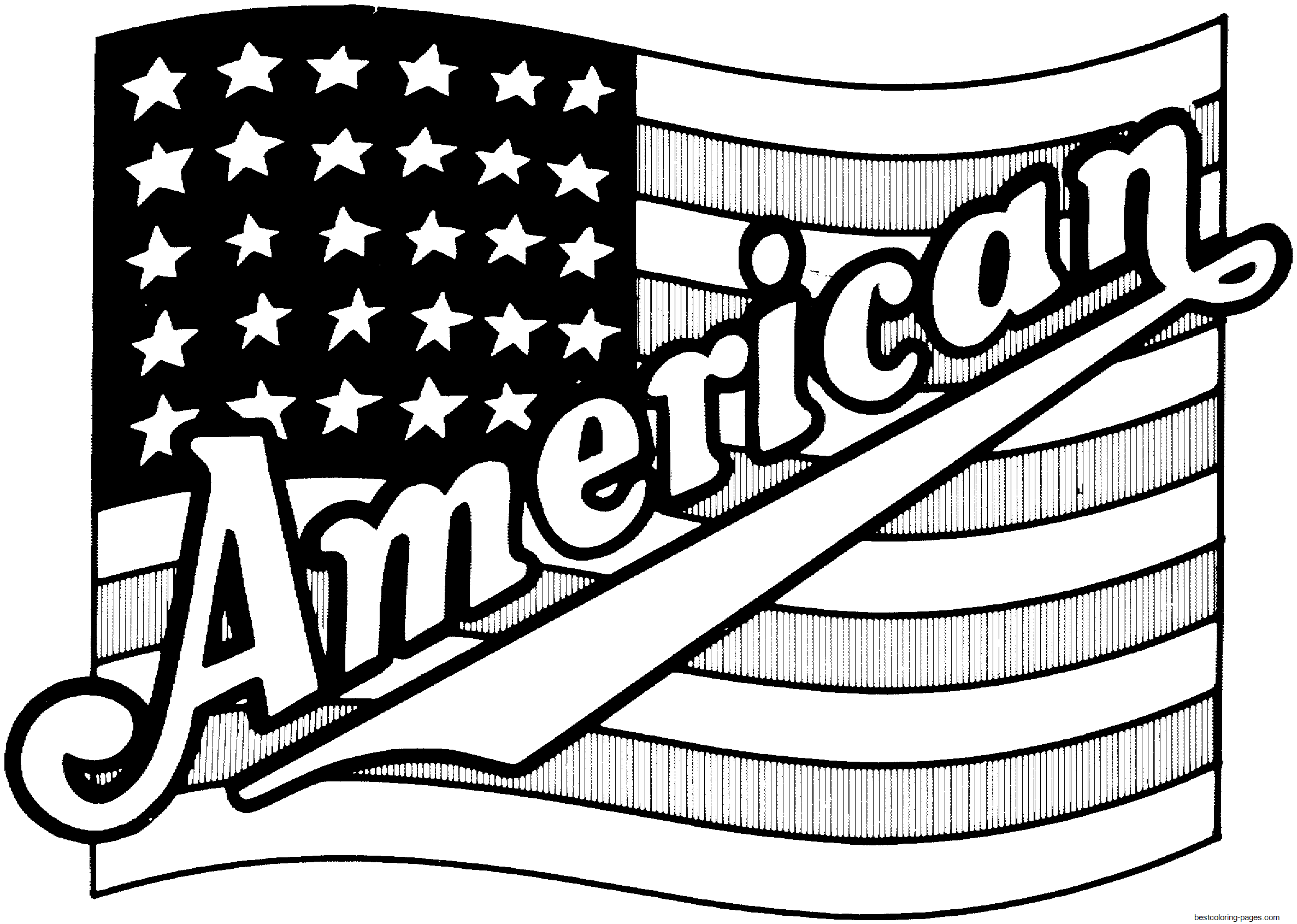 coloring sheet american flag coloring page american flag coloring page for the love of the country coloring page sheet american coloring flag