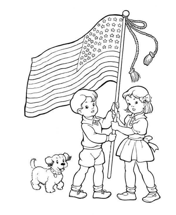 coloring sheet american flag coloring page free printable flag day coloring pages page flag coloring sheet american coloring