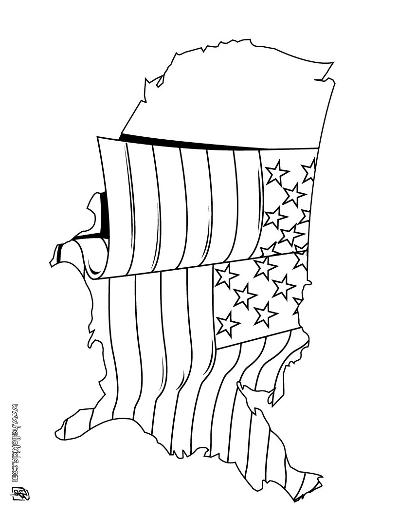 coloring sheet american flag coloring page print picture red white blue american flag at coloring coloring page sheet flag american coloring