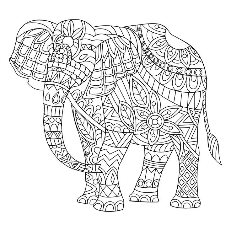coloring sheet elephant mandala coloring pages mandala elephant coloring pages at getcoloringscom free coloring coloring mandala sheet elephant pages