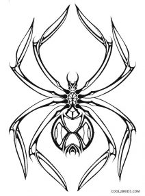 coloring sheet spider coloring pages spider coloring page animals town animals color sheet sheet pages coloring spider coloring