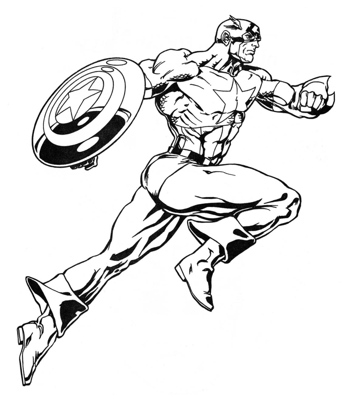 coloring sheet superhero marvel coloring pages kidsuki sheet superhero coloring
