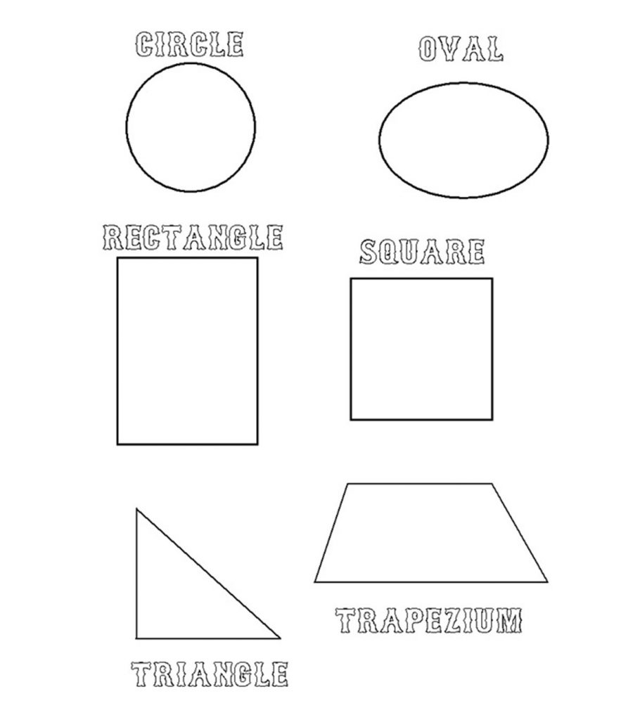 coloring sheet with shapes get this image of shapes coloring pages to print for kids sheet shapes with coloring
