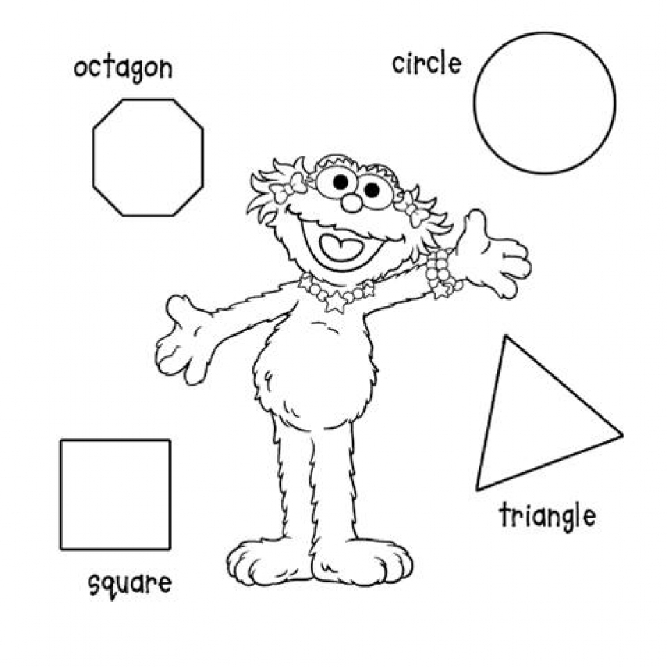 coloring sheet with shapes shapes 4 coloring page shapes sheet coloring with