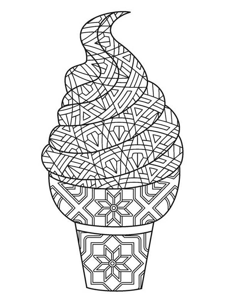 coloring sheets ice cream free ice cream coloring pages for adults printable to coloring sheets cream ice