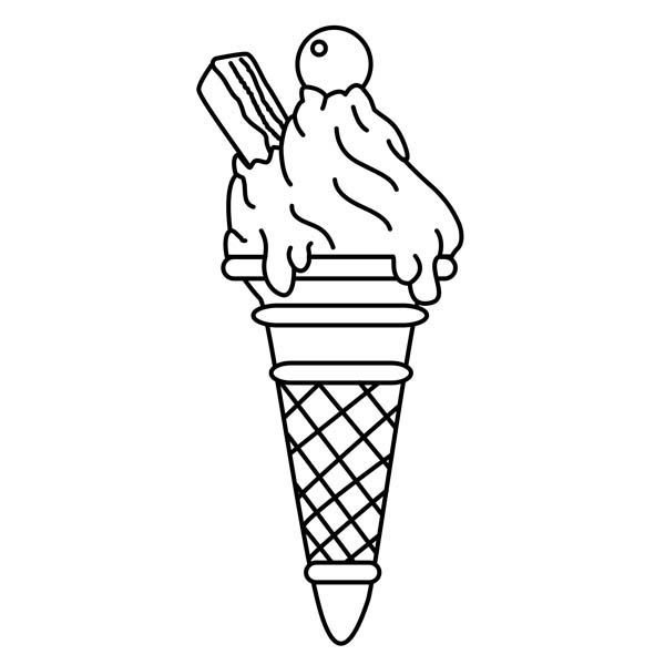 coloring sheets ice cream ice cream coloring page frogburps cream sheets ice coloring
