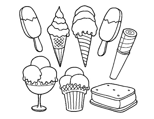 coloring sheets ice cream ice cream coloring pages the sun flower pages coloring sheets ice cream