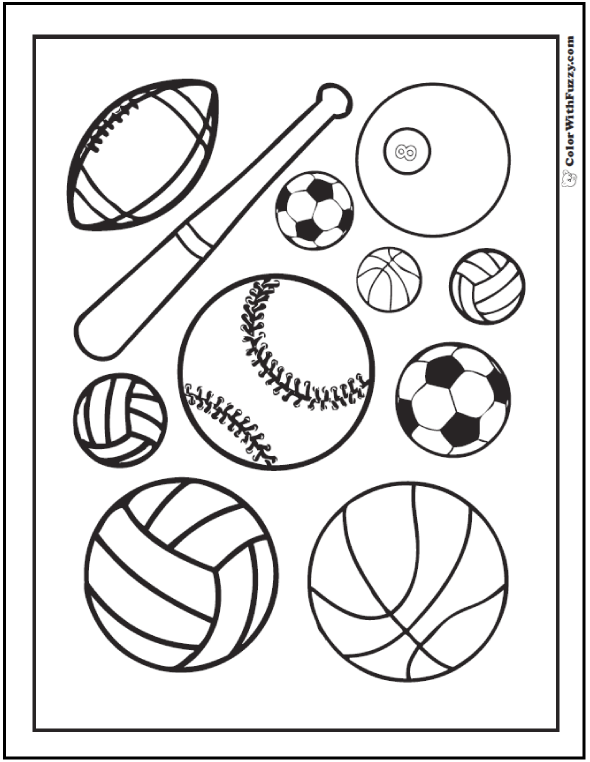 coloring sheets sports sports coloring pages for kids at getcoloringscom free sheets coloring sports
