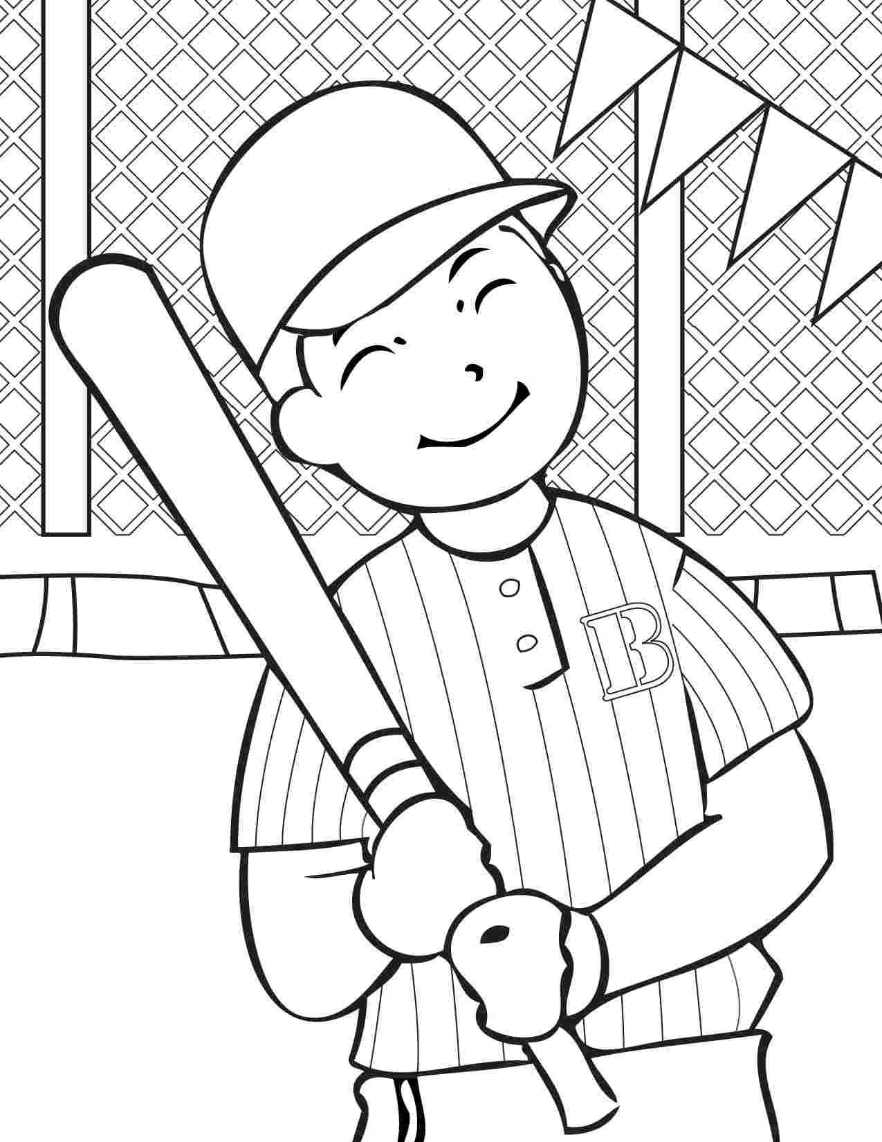 coloring sheets sports sports coloring pages to print at getcoloringscom free sheets sports coloring