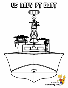 coloring ship enter for unflinching navy ship coloring page at yescoloring ship coloring