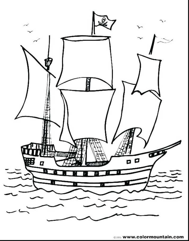 coloring ship printable boat coloring pages coloring ship