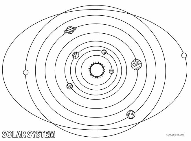 coloring solar system black and white printable solar system coloring pages for kids cool2bkids and system white coloring solar black
