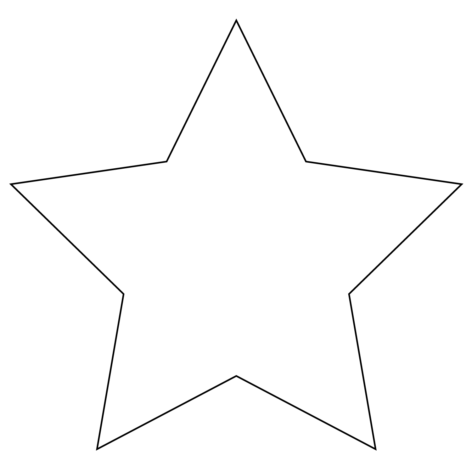 coloring star images free printable star download free clip art free clip art star coloring images