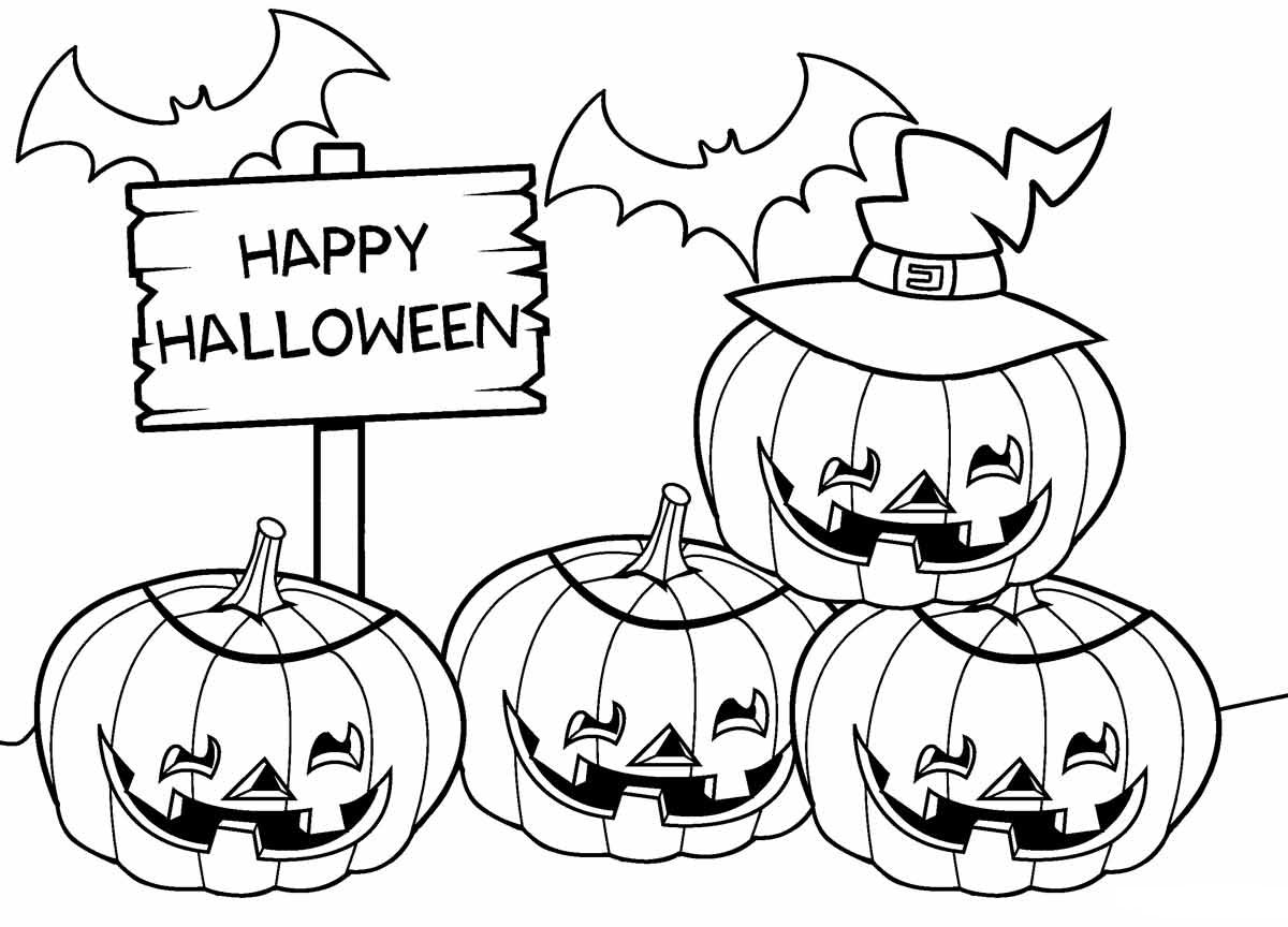coloring templates halloween free halloween coloring pages for kids or for the kid in coloring templates halloween