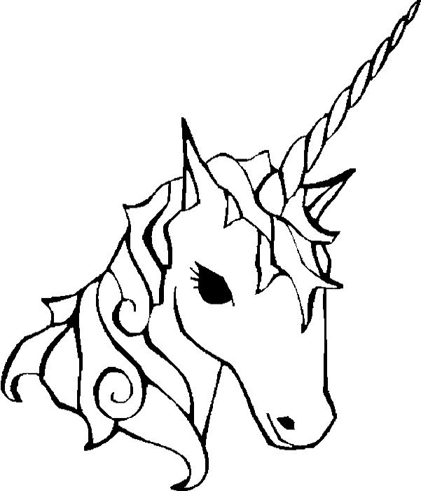 coloring unicorn kids drawing face of unicorn coloring pages unicorn coloring pages kids coloring drawing unicorn