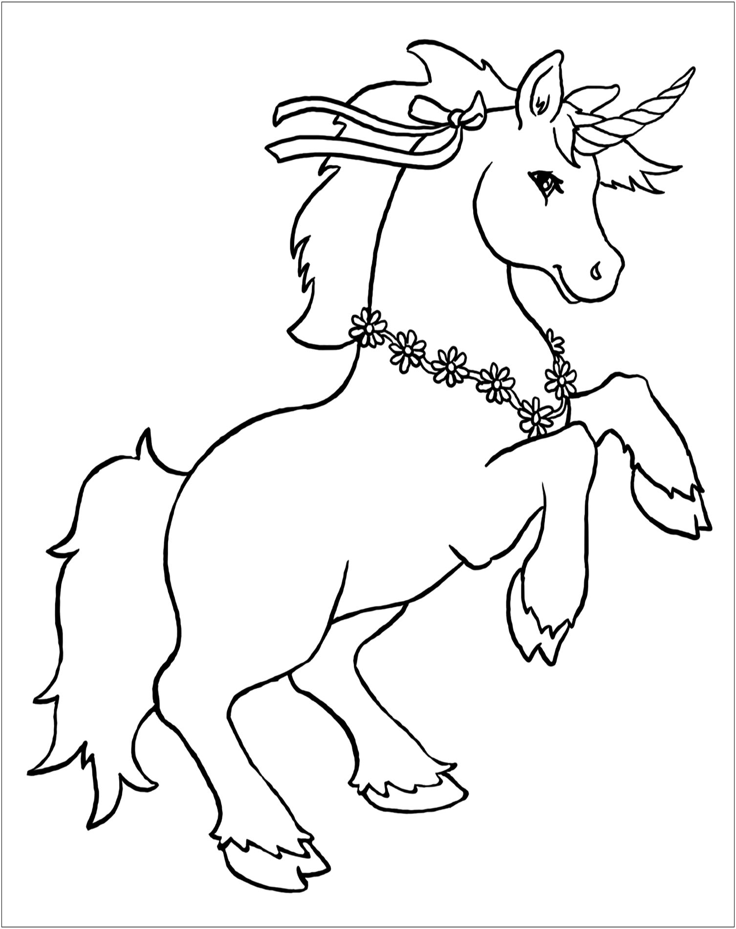 coloring unicorn kids drawing unicorns to download unicorns kids coloring pages coloring unicorn kids drawing
