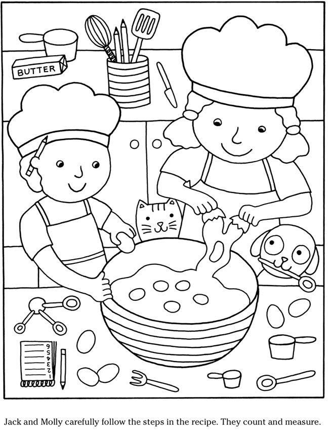 coloring with sample welcome to dover publications with coloring sample