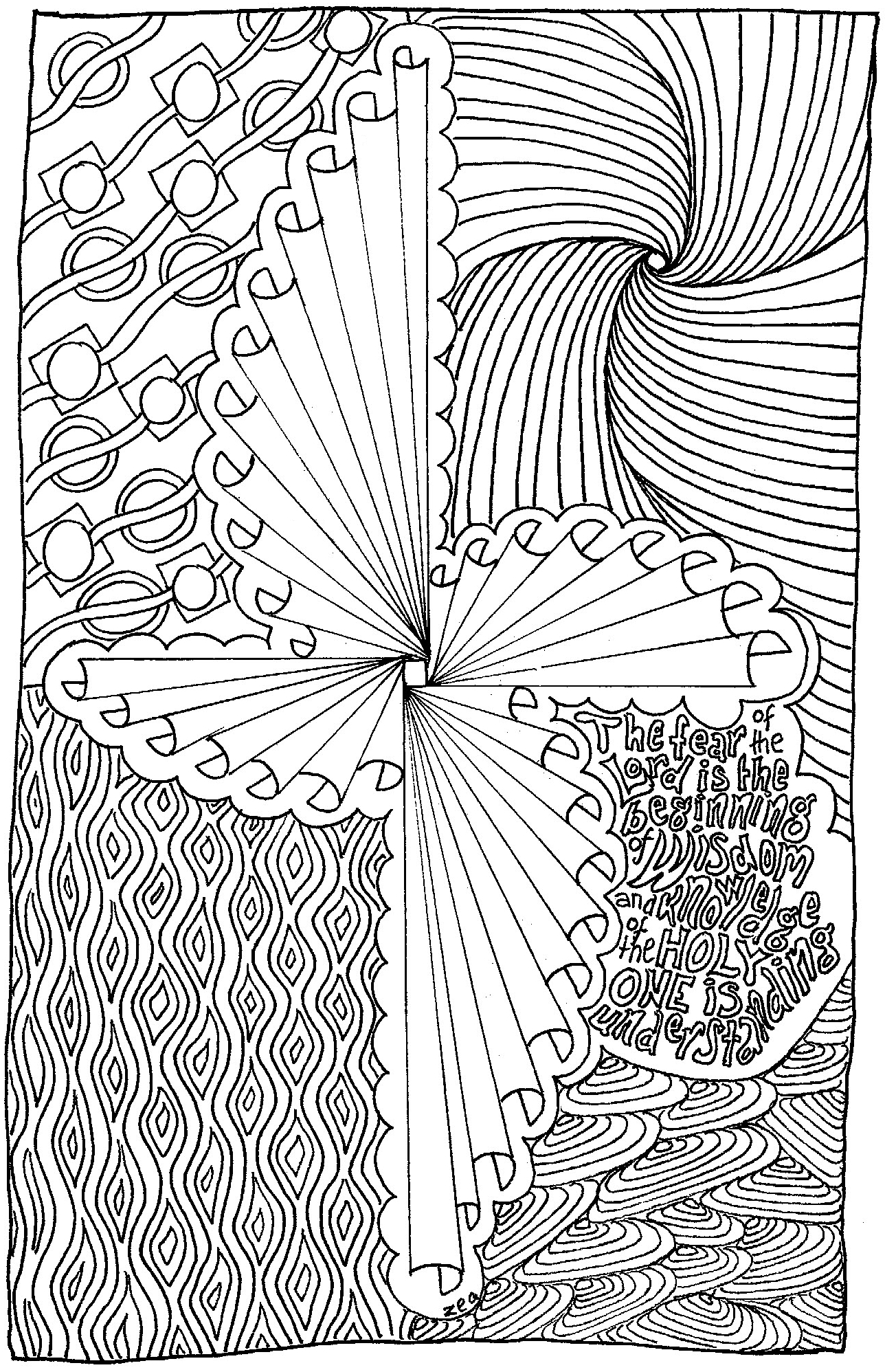 coloring with sample welcome to dover publications with coloring sample 1 2