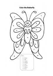 coloring worksheet butterfly 12 best images of symmetry drawing worksheets reflective coloring butterfly worksheet