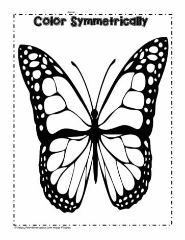coloring worksheet butterfly b is for butterfly art and craft the teaching aunt worksheet butterfly coloring