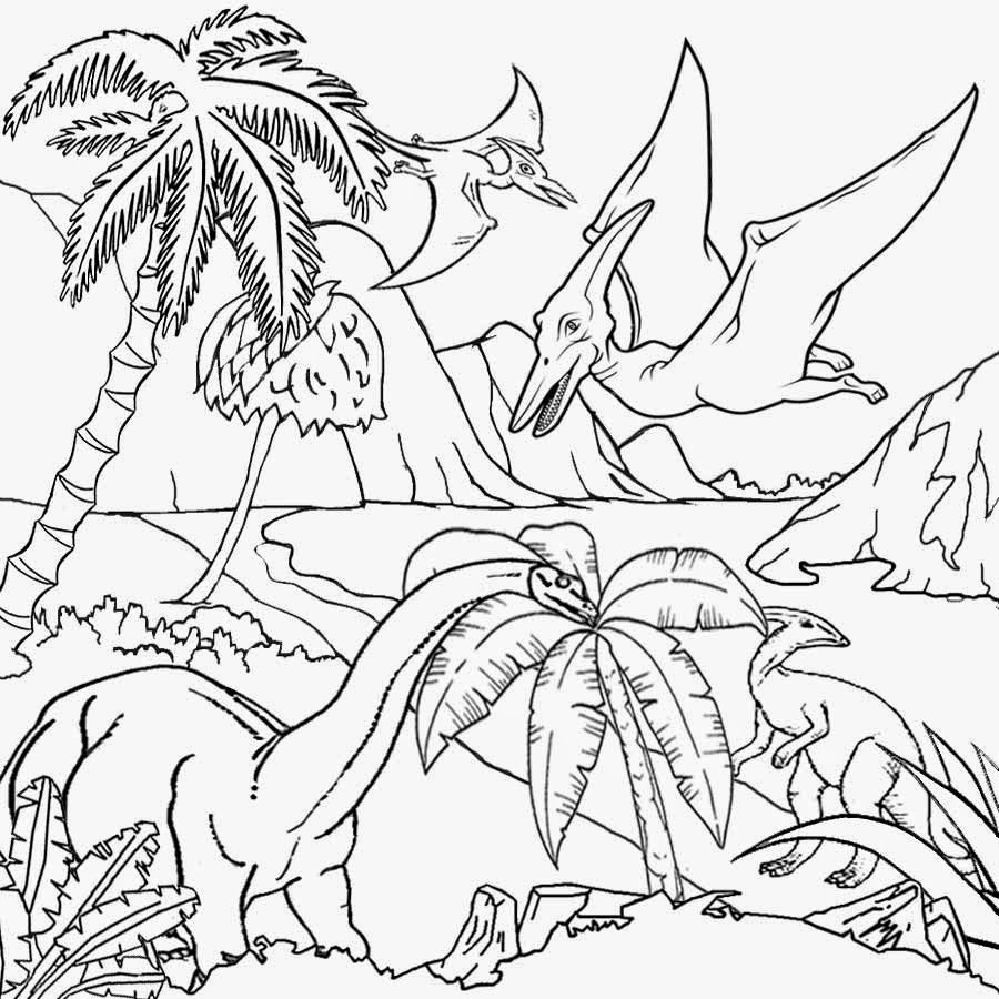 colour in dinosaur pictures lets coloring book prehistoric jurassic world dinosaurs in pictures colour dinosaur