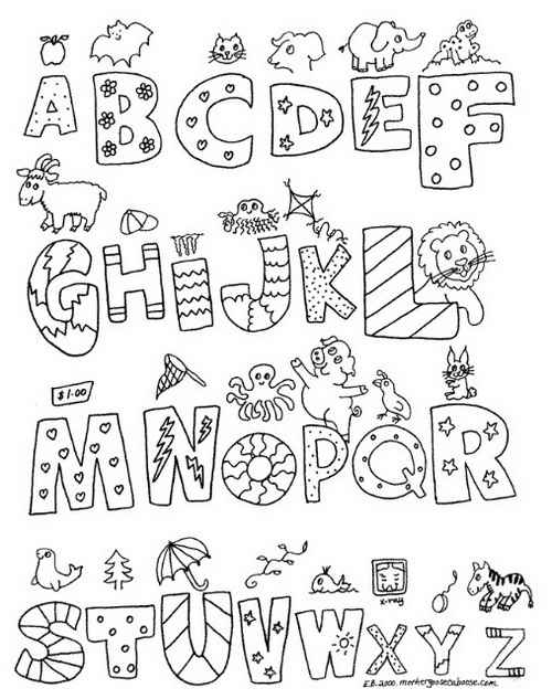 colouring letters a to z my a to z coloring book letter z coloring page preschool letters to colouring z a