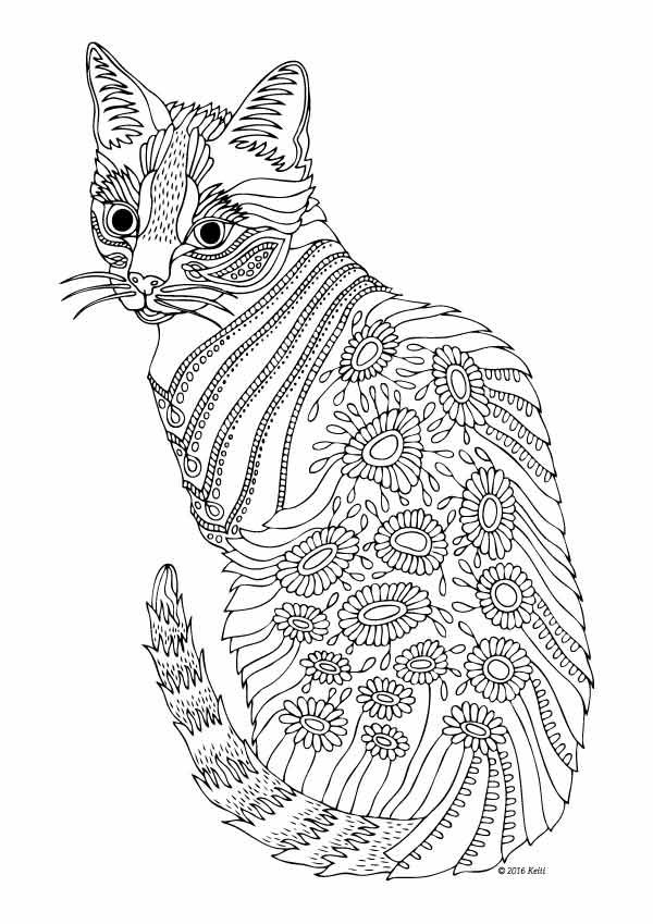 colouring pages cats cat coloring pages for adults best coloring pages for kids pages colouring cats