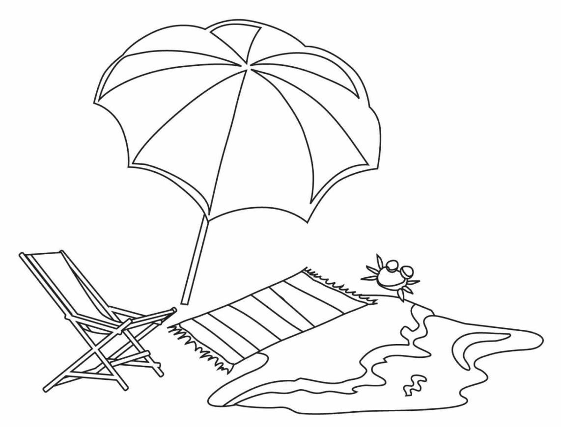 colouring pages of beach scene beach coloring pages beach scenes activities pages of colouring scene beach