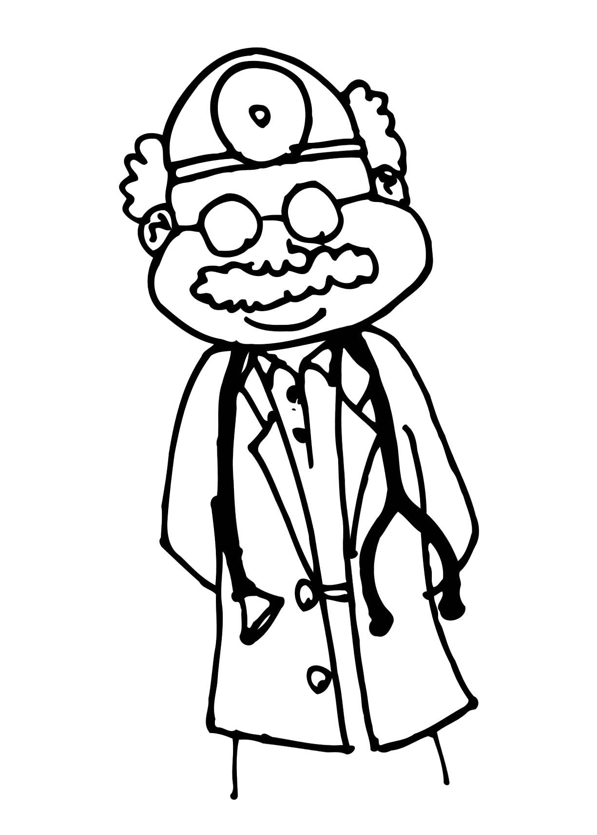 colouring pages of doctor doctor coloring pages for understanding kids why do they colouring doctor pages of