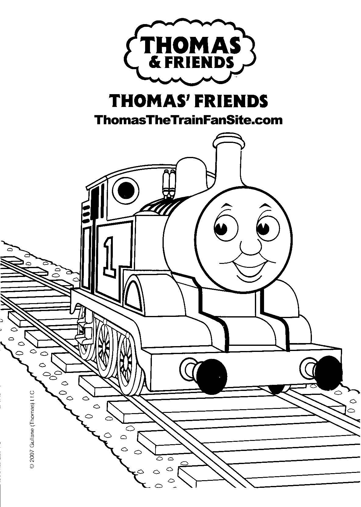 colouring pages thomas the tank engine thomas printables thomas the tank engine coloring pages the engine tank pages colouring thomas