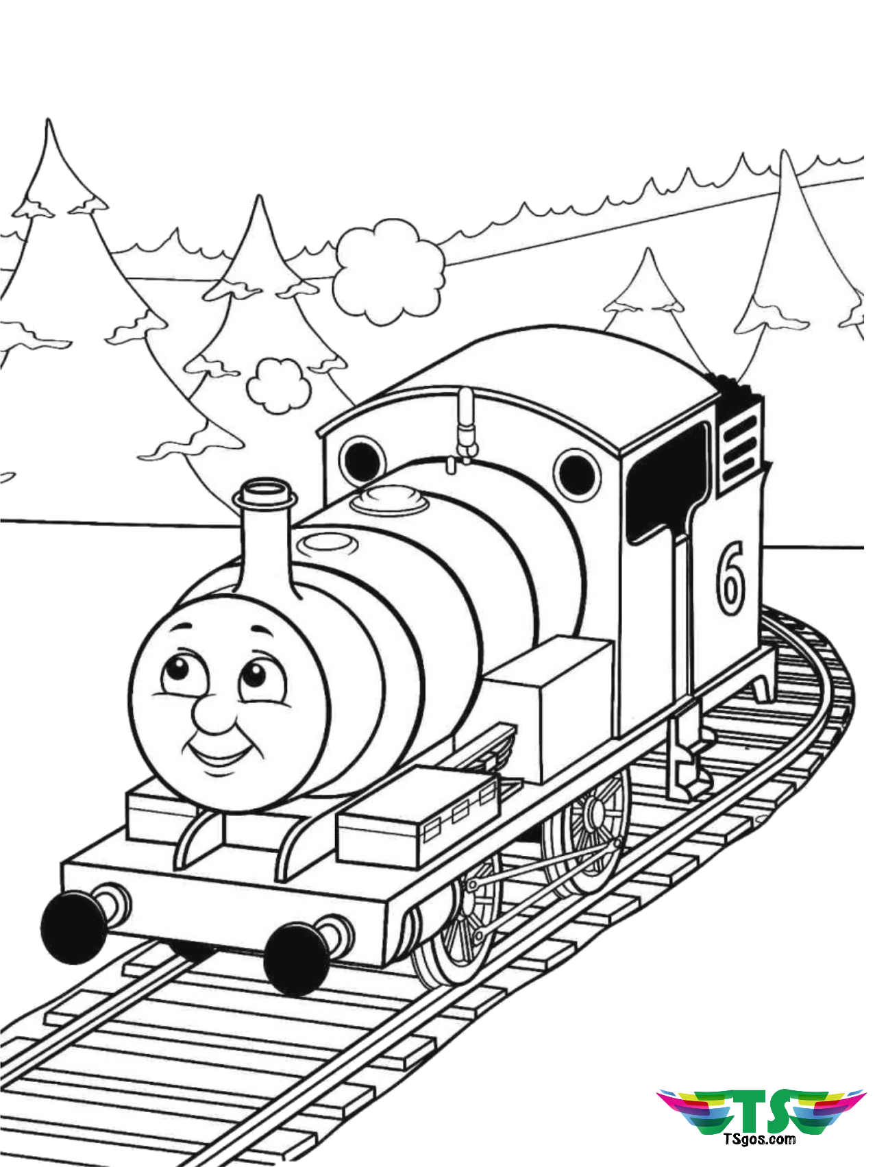 colouring pages thomas the tank engine thomas tank engine coloring pages coloring pages to pages engine tank thomas the colouring